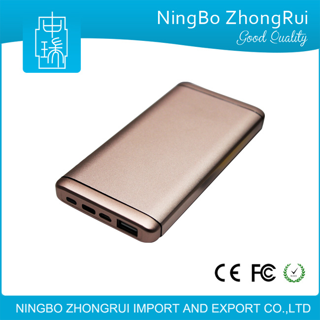 Mobile Charger 10000 mAh QC 3.0 Power Bank, Power Bank for Mobile Phone, Type-C Power Bank 12V
