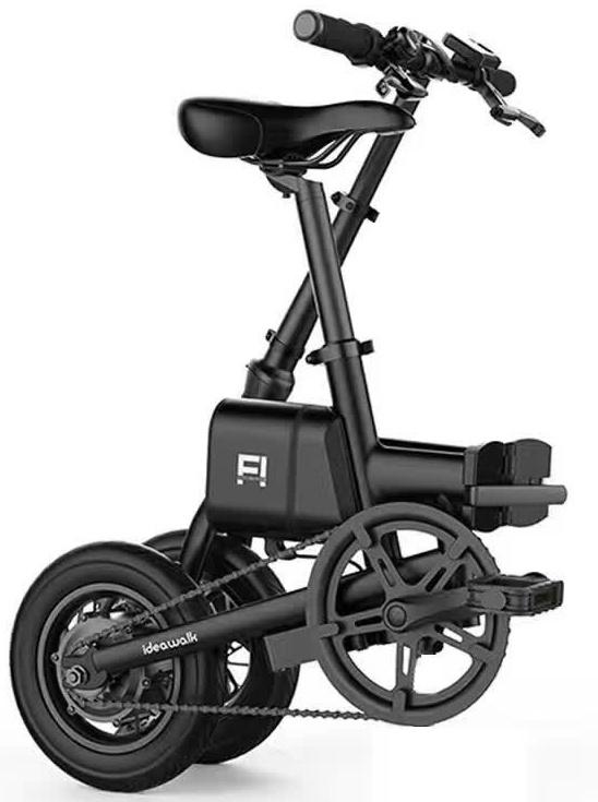 Folding E-Bike (IDEWALK F1) Electric Bicycle
