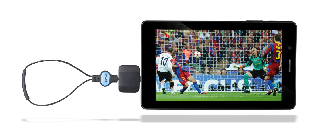Smallest Size DVB T2 Dongle for Android Phone and Pad