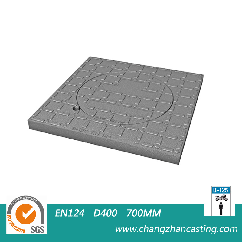 D400 Double Triangular Carriageway Covers