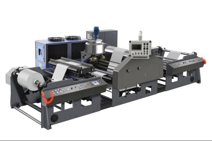 High Speed Wax Coating Machine