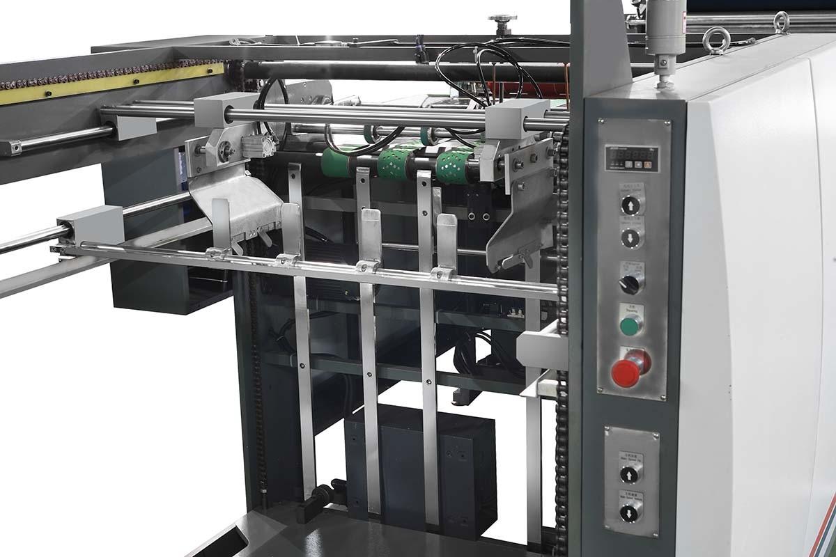 Full Automatic Glueless Film Laminator Machine