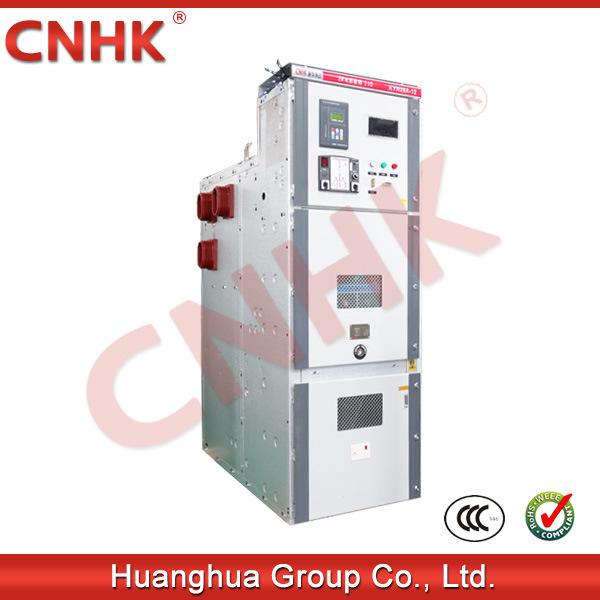 Kyn28A-12 Mv Withdrawable Metal-Clad Switchgear with Vcb