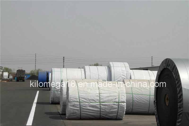 Black Green White PVC/PU Conveyor Belt Manufacturers Rubber Steel Cord Conveyor Belt