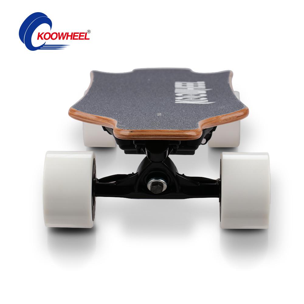 Hub Motor Electric 4 Wheels Skateboard Wholesale Longboard