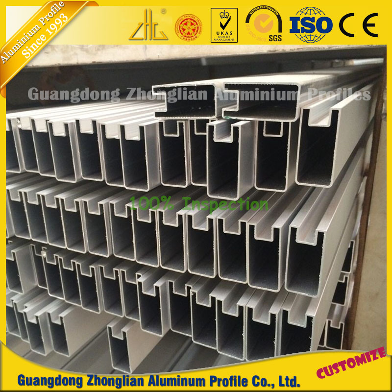 Factory Aluminum Window and Door Frame with Thermal Break