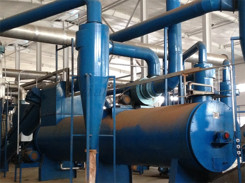 Falling Film Evaporator for Fishmeal Plant Line