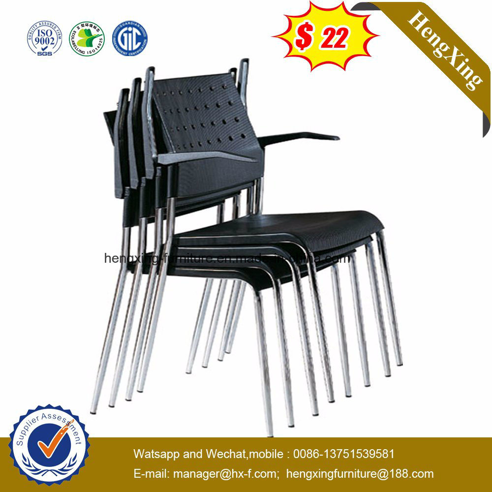 Chinese Furniture Ergonomic Office Plastic Folding Chair (HX-5CH013)