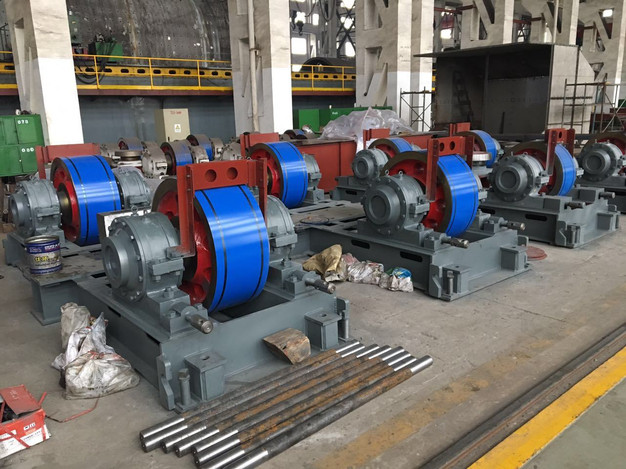 Ball Mill Spare Parts and Accessory