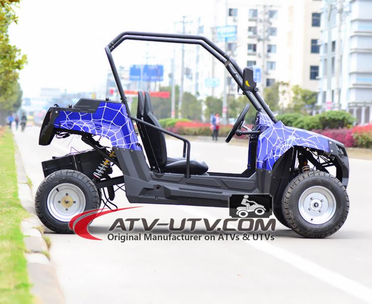 1500W-3000W Shaft Drive Electric UTV