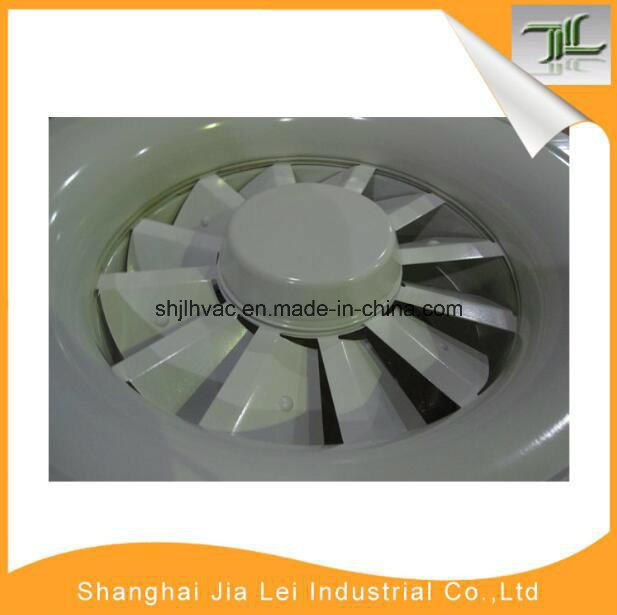 Aluninum Swirl Air Diffuser for HVAC System