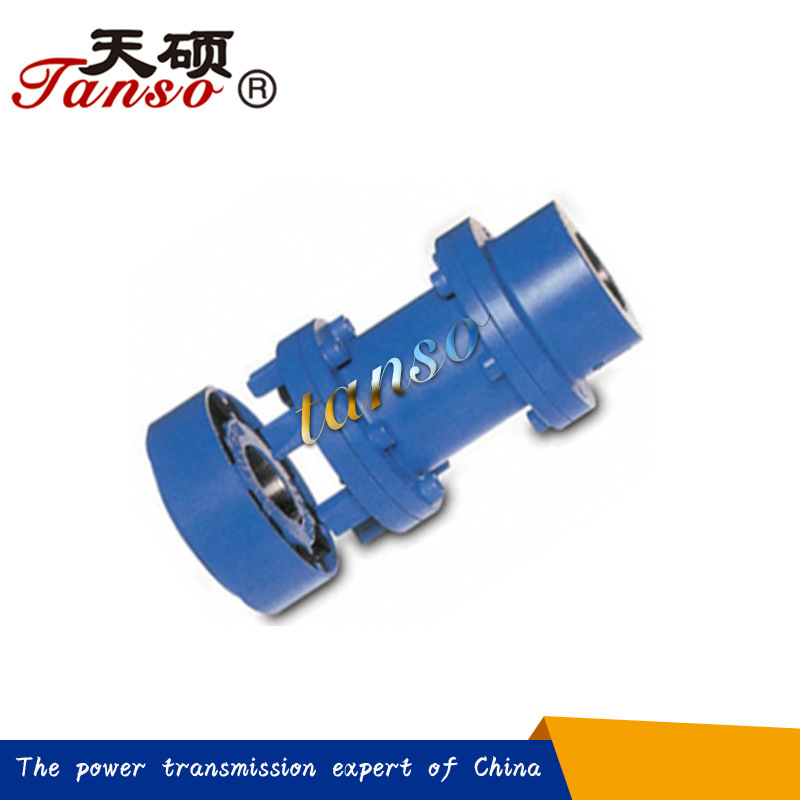 Tanso Flexible N-Eupex Jaw Coupling with Rubber Spider