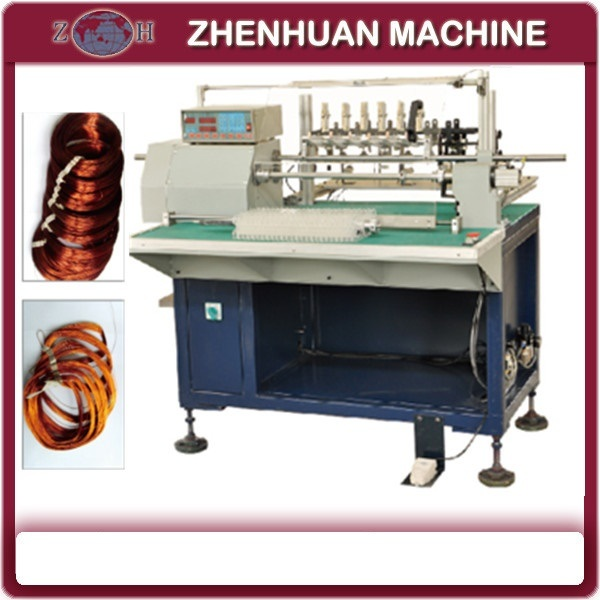 Motor Coil Winding Machine with Automatic