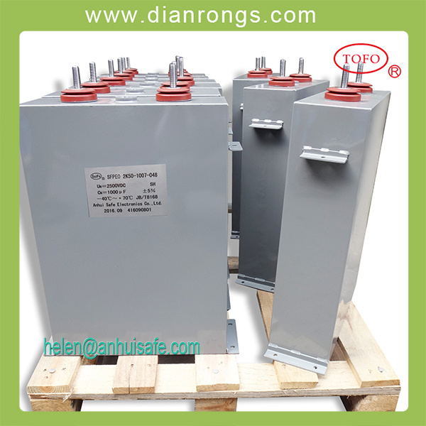 DC Link Power Capacitor for Medical Equipment Made in China