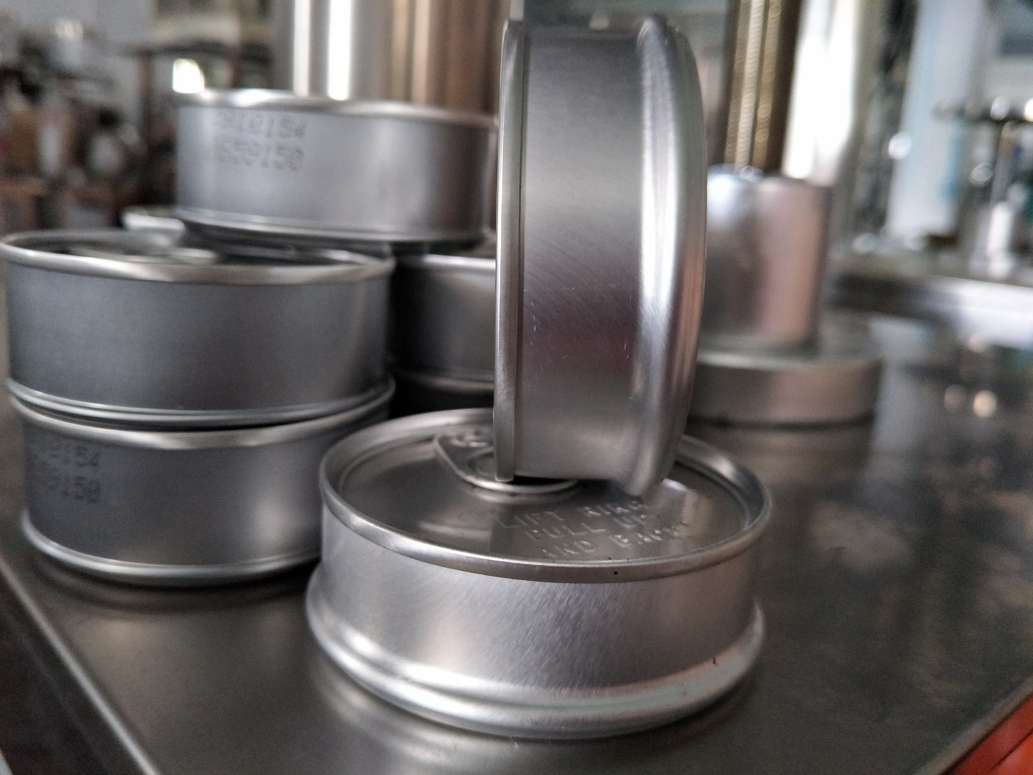 Tin Can Sealing Machine