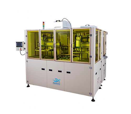 Automatic Glass Touch Panel Screen Printing Machine