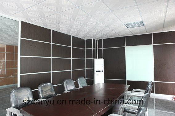 Sound Proof Partition Walls Wooden Folding Partition