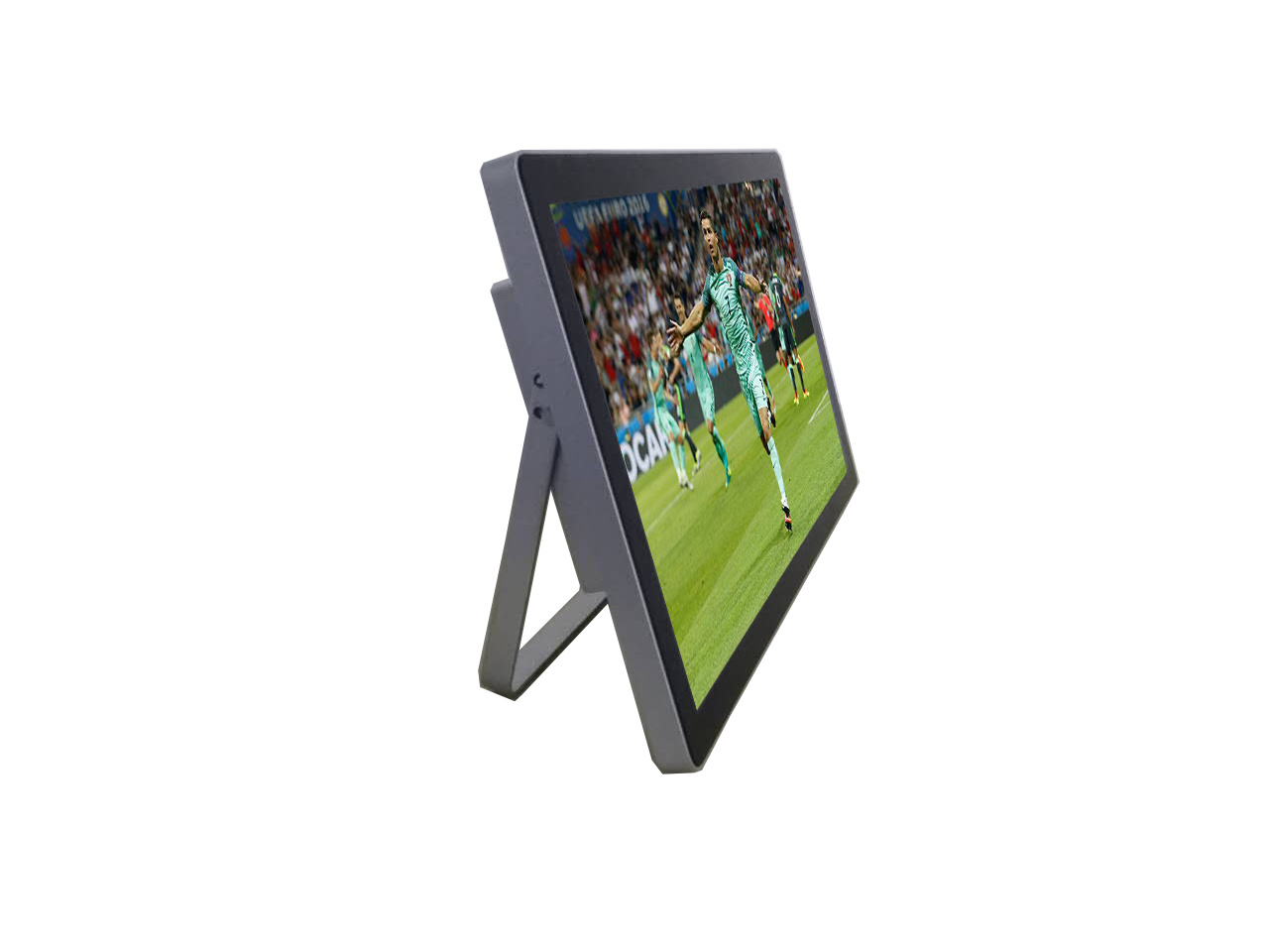 17.5-Inch IP65 Water-Resistant/Waterproof TV Make Perfect Solution for Water Proof Application