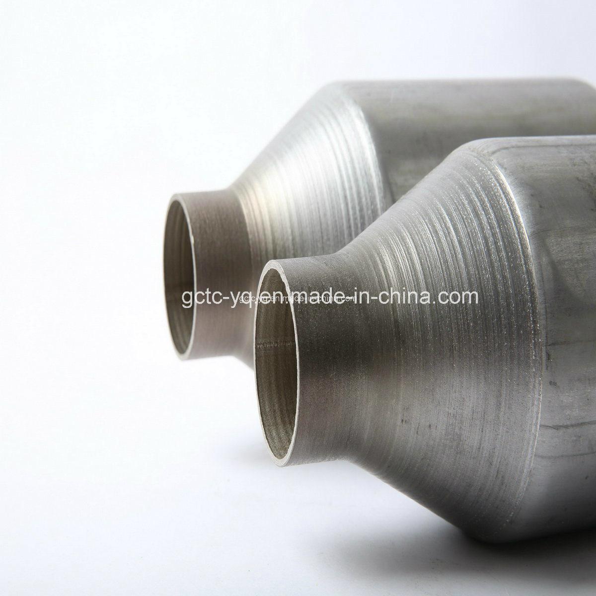 Metallic Catalyst for Exhaust Parts in Car