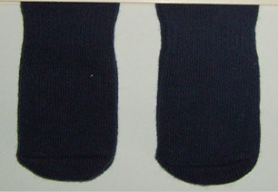 Plain Red Knitting Anti Skid Dog Socks and Shoes