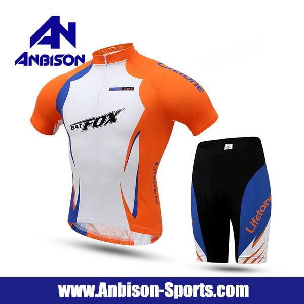 China Wholesale Cycling Bikes Racing Sports Activity Short Shirt&Pants Suit