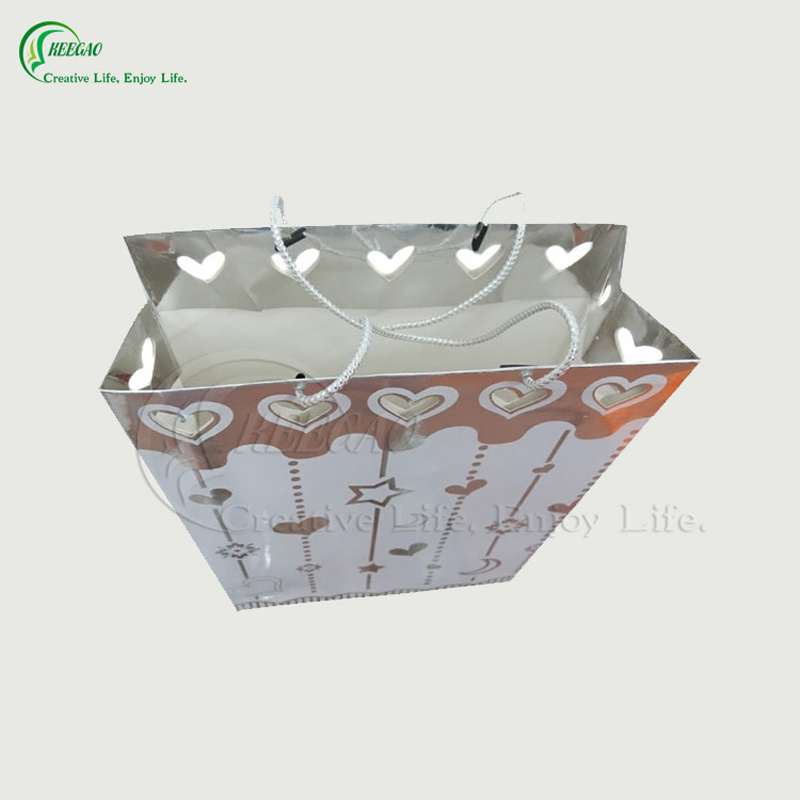 Glossy Lamination Paper Bag (KG-PB053)