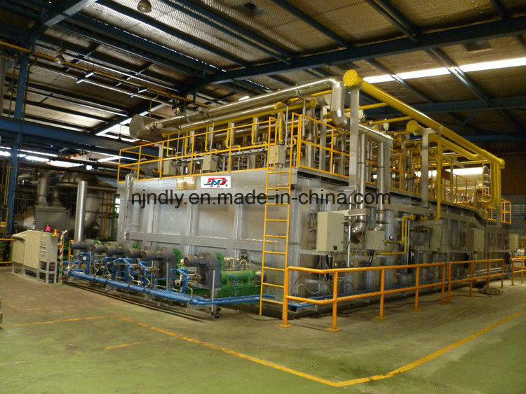 Walking Beam Heating Furnace for Copper Slab