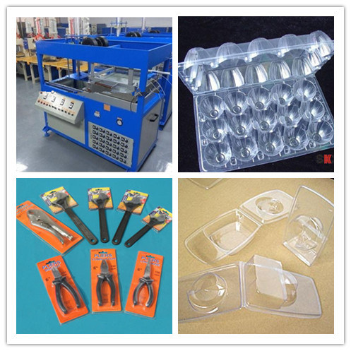 Plastic Box Forming Machine Industry Leading, Professional Production of Plastic Molding Machine, Plastic Tray Molding Machine, Ce Certification