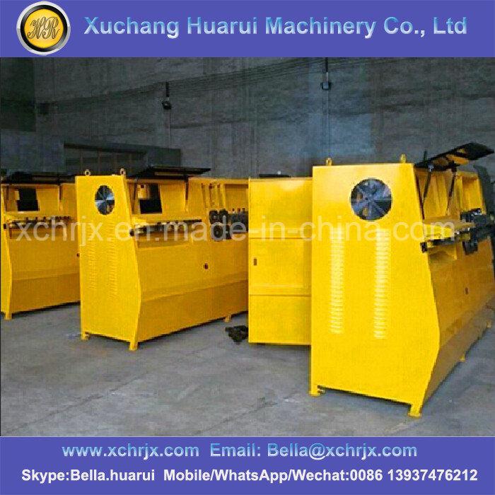 Use for 4-12mm Bender Automatic CNC Rebar Stirrup Bending Machine