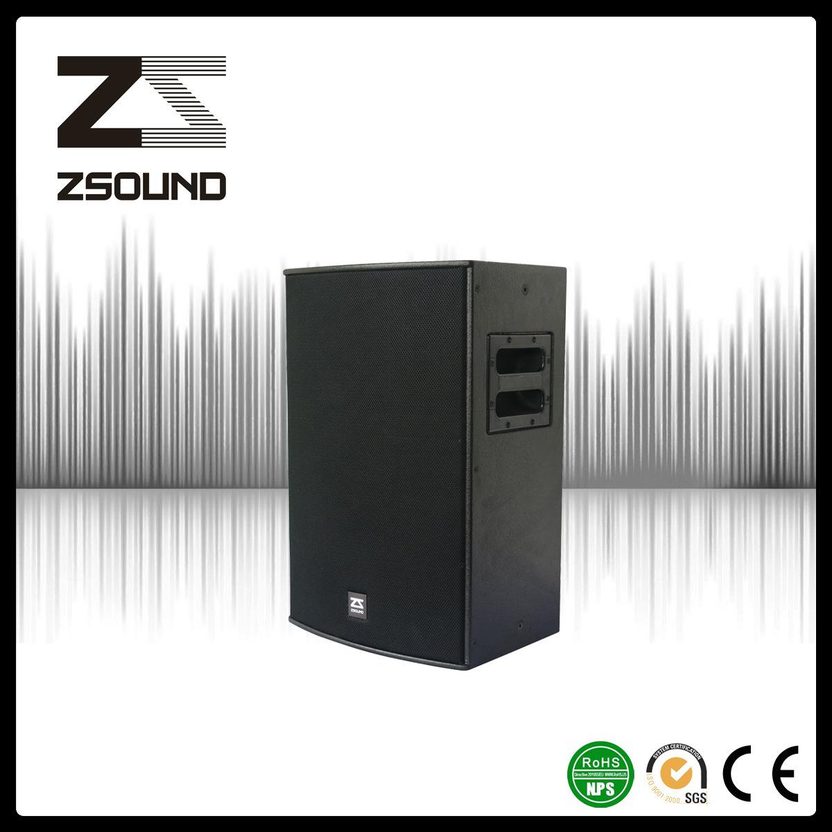 Zsound R10p Active Speaker Live Acoustical Design Loudspeaker
