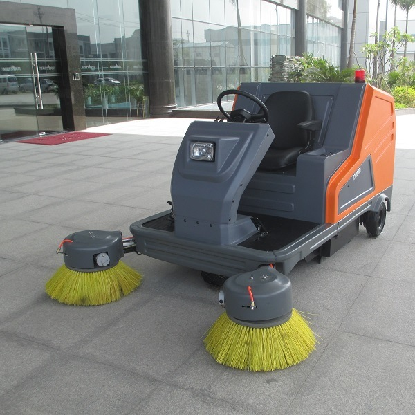 Automatic Electric Street Sweeping Vehicle (DQS18/18A)
