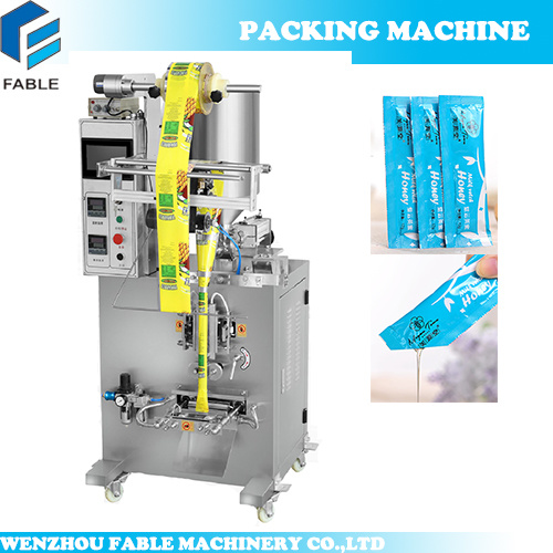 2017 Liquid Sachet Packing Machine for Ketchup (FB-100L)