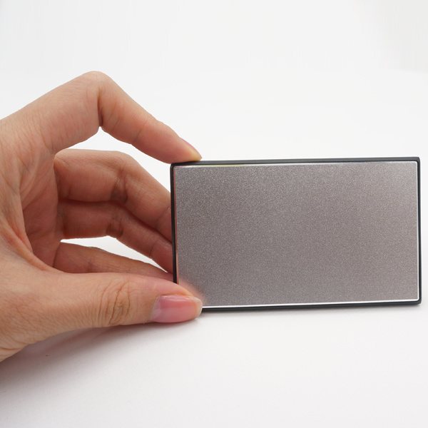 Christmas Promotional Gift Ultra Slim Business Card Power Bank (PB-J18B)