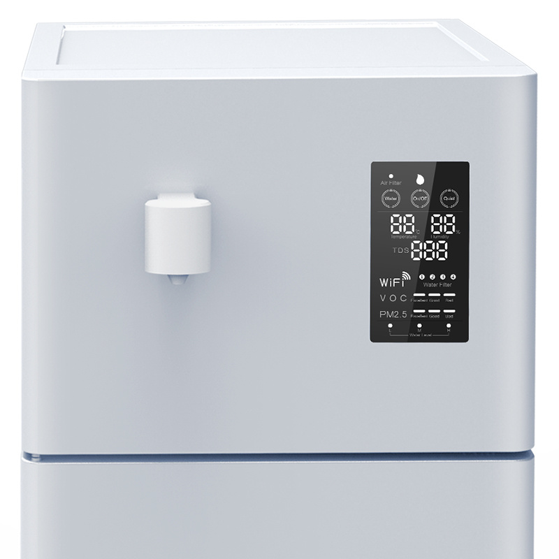 Fnd High Quality Atmospheric Water Generator (AWG) RO Filtration