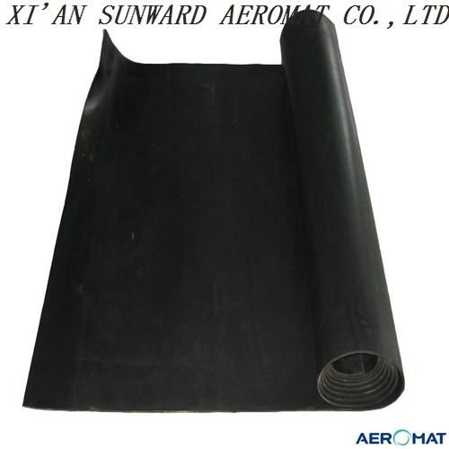 Highly Pressure for Cushion Rubber Roll Rubber Sheets Mat in Thickness 0.5~30mm