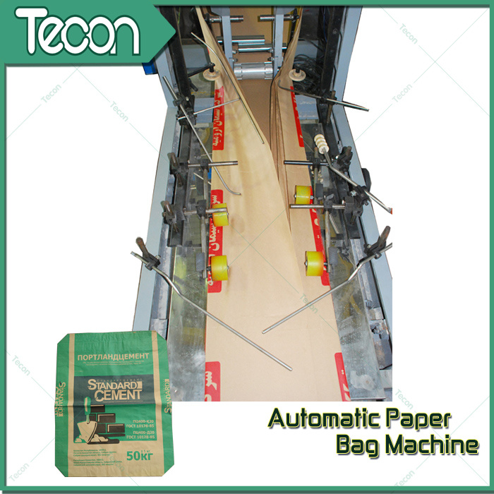 Automatic Multi-Layer Valve Paper Bag Making Machine