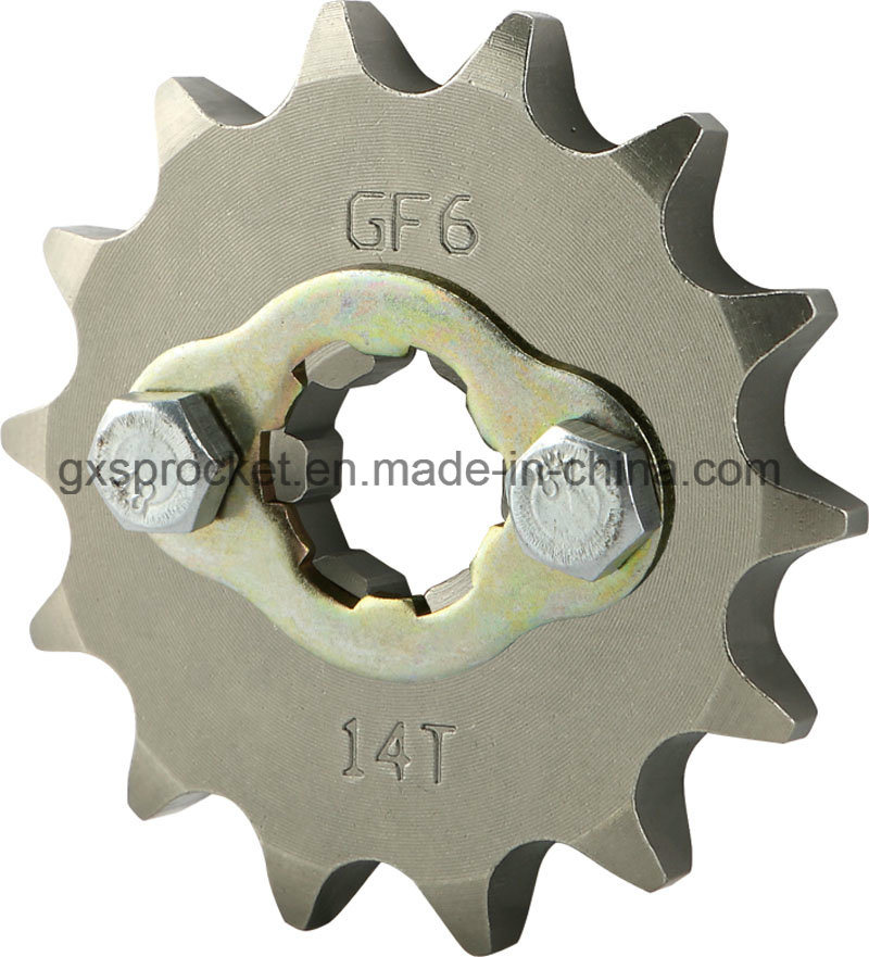Motorcycle Sprocket Front for Honda Wh125-12