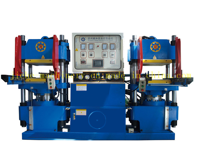 Moulded Rubber Products Making Machine with PLC Control