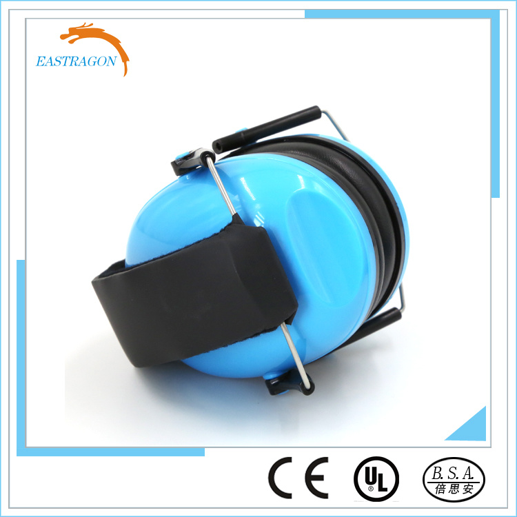 Sound Proof Headband Safety Earmuffs for Baby