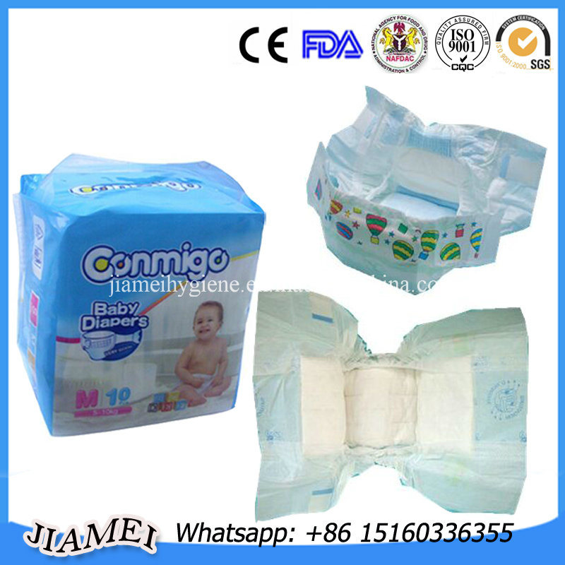 Disposable Baby Diaper / Nappies (JM-SD-21)