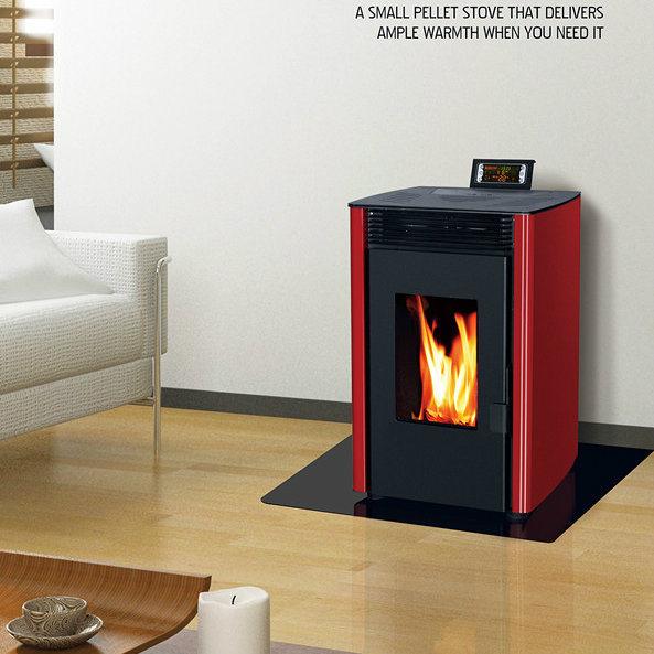 Mini Size Portabla Pellet Stoves/ Fire Place (CR-10)