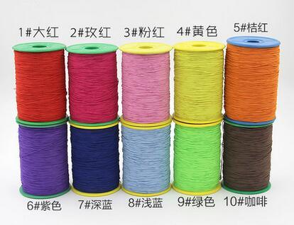 Colors Rope Elastic Band