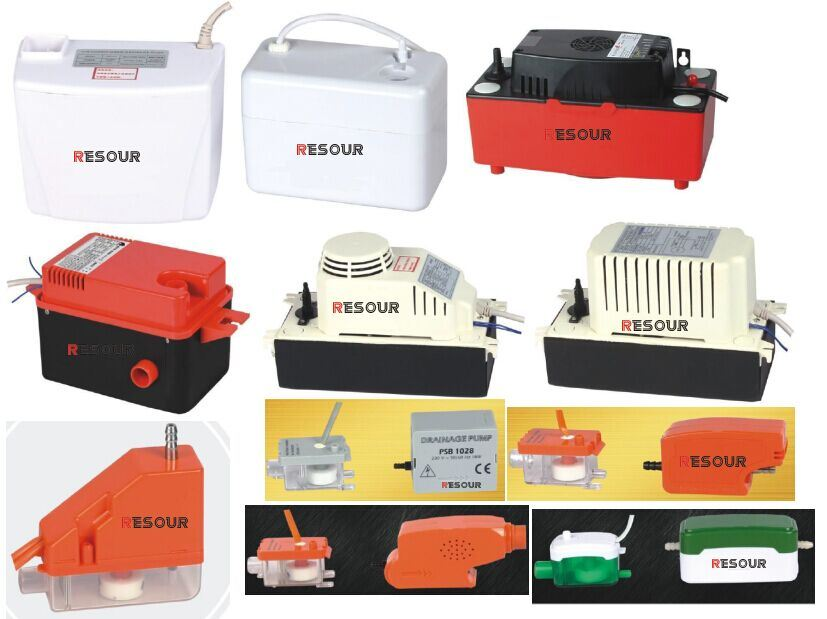 Resour Drain Pump / Condensate Pump for Air Conditioner