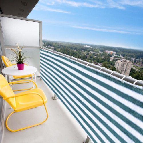 100% New HDPE Balcony Screening Shade Net Fence Net (Manufacturer)
