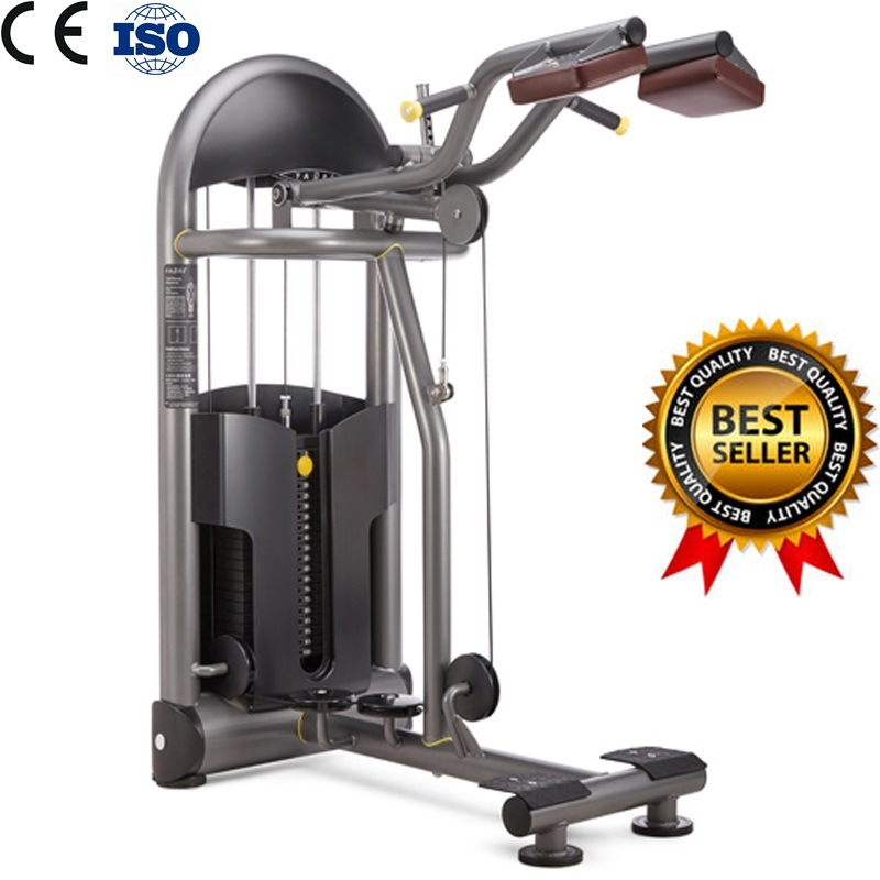 Gym Fitness Equipment Standing Calf with Comfortable Design