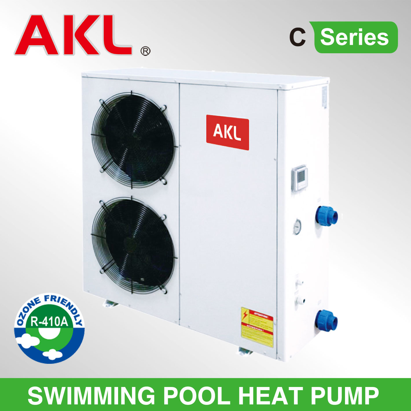 High Quality Air Source Heat Pump Swimming Pool Heater