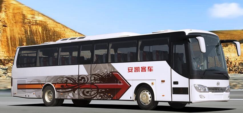 Ankai 49+1+1 Seats Coach Bus (Coaster Series) (HFF6122TK10D)