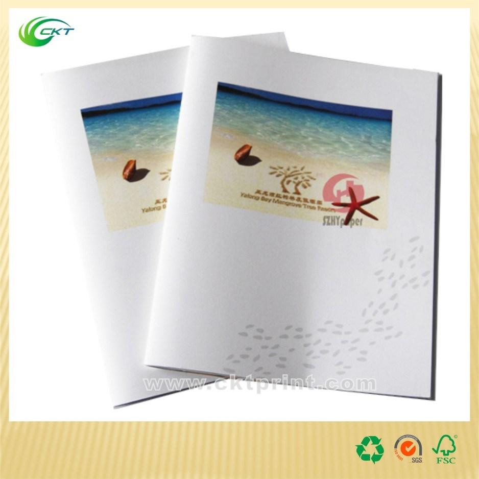 Short Run Book/Magazine Printing with Perfect Binding (CKT-BK-291)