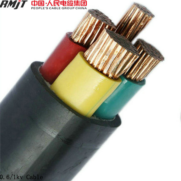 Copper Conductor XLPE Insulation Power Armoured Cable