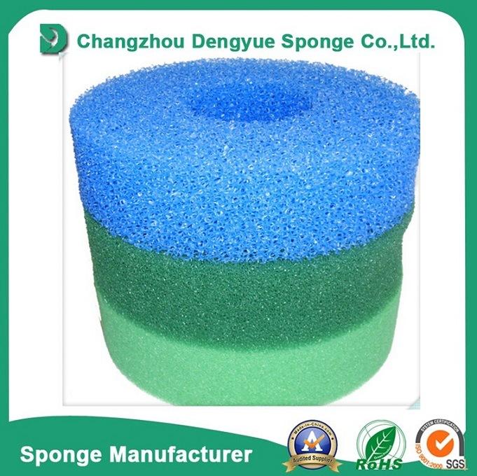 High Density Open Cell Aquarium Filter Foam